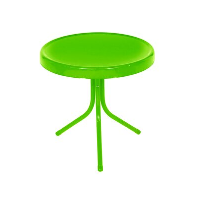 Bistro Table Finish: Lime Green