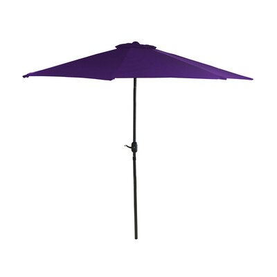 Bauer 7.5' Market Umbrella Color: Purple ZPCD4426 42468577