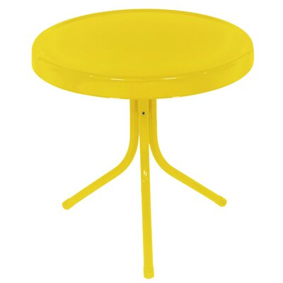 Bistro Table Finish: Sunshine Yellow