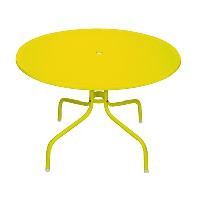 Dining Table Finish: Yellow