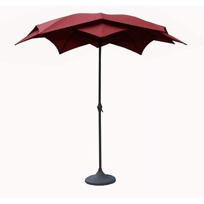 8.2 Market Umbrella Color: Burgundy