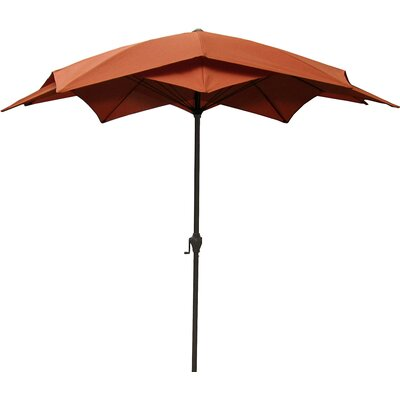 8.2 Market Umbrella Color: Terracotta