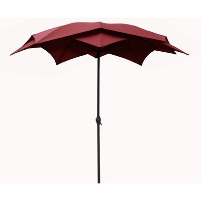 8.2 Market Umbrella Color: Burgundy