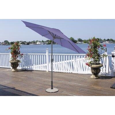 9 Market Umbrella Fabric: Purple