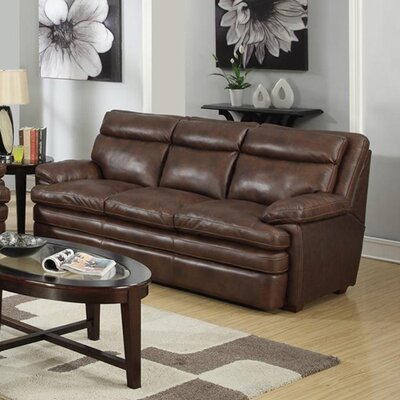 Clarkston Leather Reclining Sofa