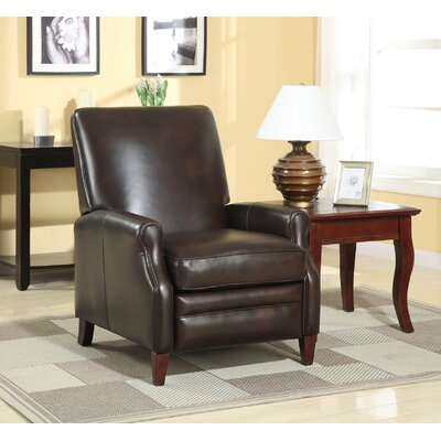 At Home Designs Cosmopolitan Leather Club Recliner at Sears.com