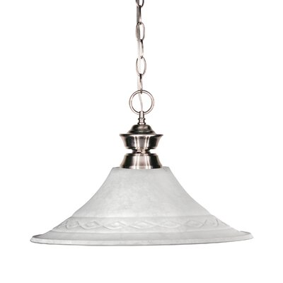 Chapa 1-Light Billiard Pendant