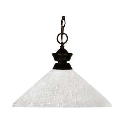 Beeching 1-Light Billiard Pendant