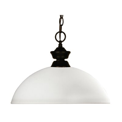 Beecroft 1-Light Billiard Pendant