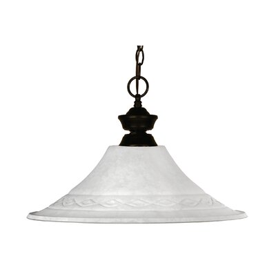 Bianca 1-Light Billiard Pendant