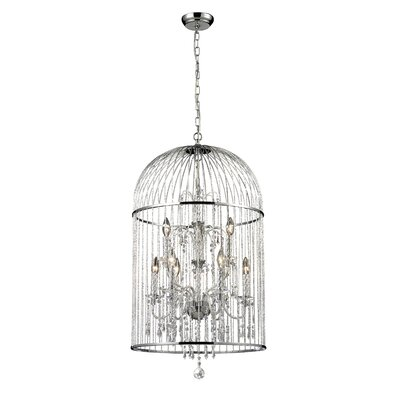 Dopson 9-Light Foyer Pendant