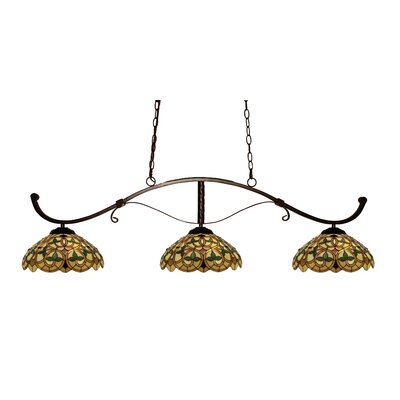 Bianca 3-Light Billiard Light