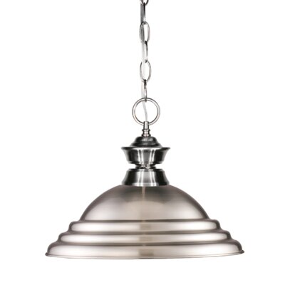 Whitford 1-Light Inverted Pendant