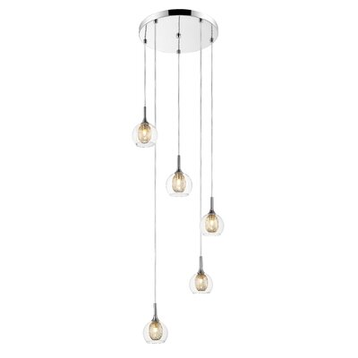 Auge 5-Light Pendant