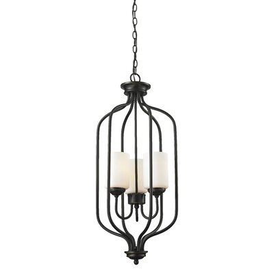 Weatherly 3-Light Drum Pendant