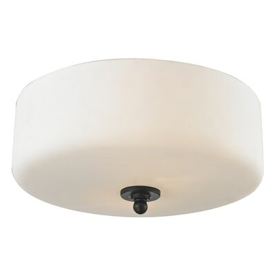 Cardinal 3-Light Flush Mount