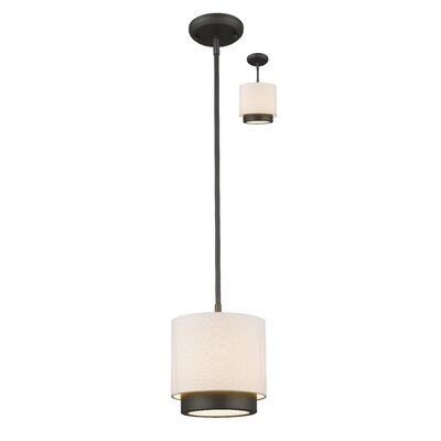 Josue 1-Light Mini Pendant