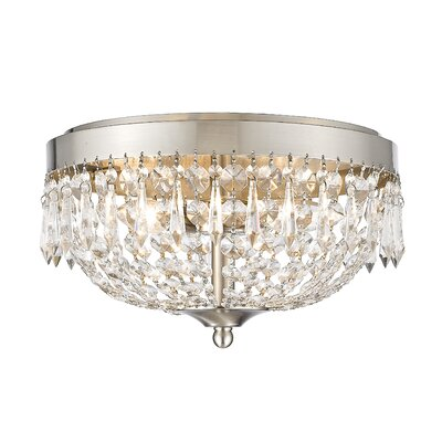 Dora 4-Light Flush Mount