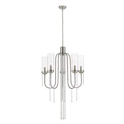 Liara 5-Light Candle-Style Chandelier