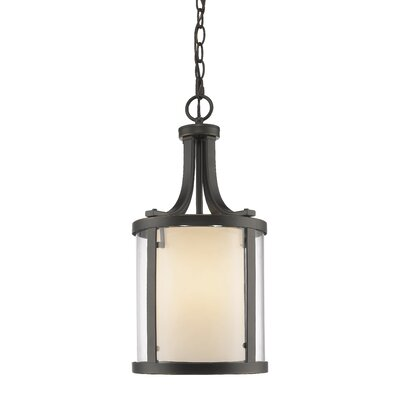 Willow 3-Light Foyer Pendant Finish: Olde Bronze