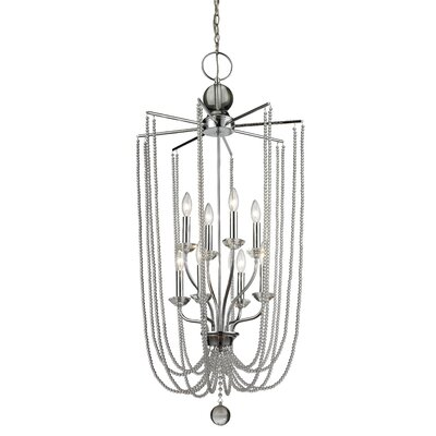 Patrice 8-Light Foyer Pendant