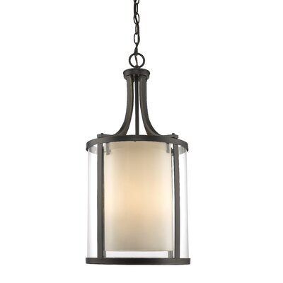 Cheyne 4-Light Foyer Pendant Finish: Olde Bronze