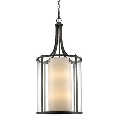 Cheyne 12-Light Foyer Pendant Finish: Olde Bronze