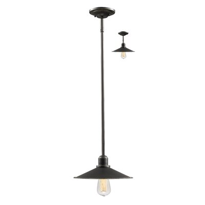 Casa 1-Light Mini Pendant Finish: Olde Bronze