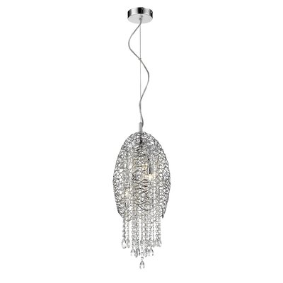 Nabul 3-Light Pendant
