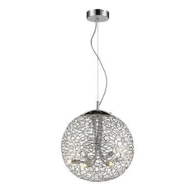 Nabul 6-Light Globe Pendant