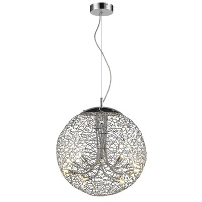 Lelia 8-Light Globe Pendant