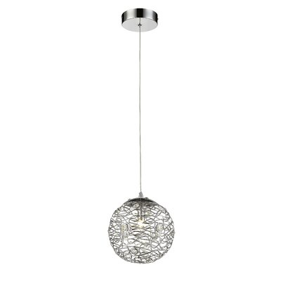 Nabul 1-Light Globe Pendant