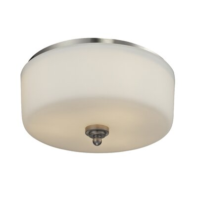 Weatherly 3-Light Flush Mount