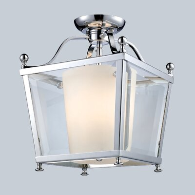 Ashbury 3-Light Foyer Pendant Size: 14 H x 10.88 W