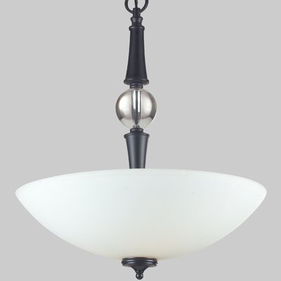 Harmony 3-Light Inverted Pendant