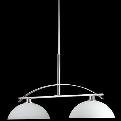 Ellipse 2-Light Kitchen Pendant Lighting