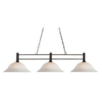 Beeching 3-Light Billiard Light