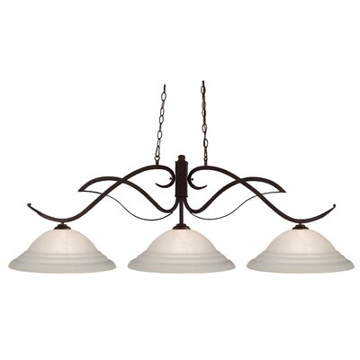 Phoenix 3-Light Billiard Light