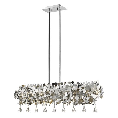 Blakes 8-Light Crystal Pendant