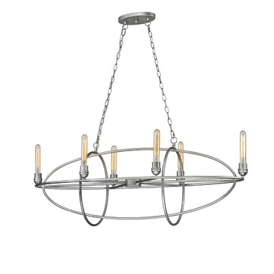 Blaire 6-Light Candle-Style Chandelier