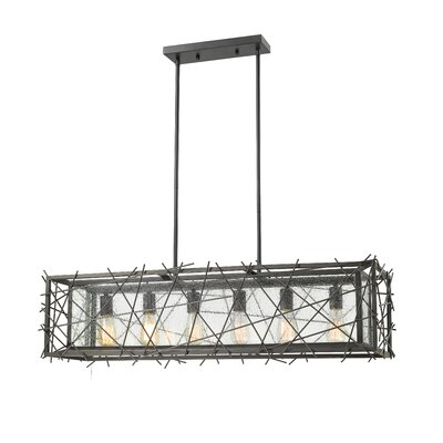 Gile 6-Light Kitchen Island Pendant