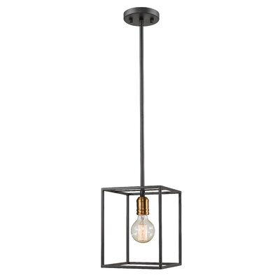 Crepeau 1-Light Mini Pendant