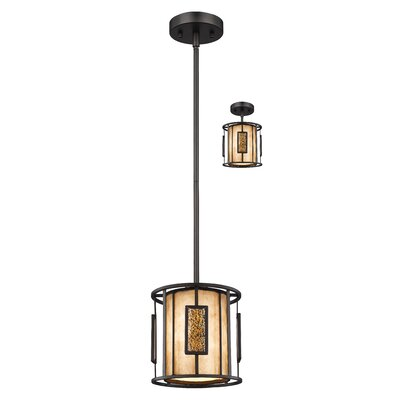 Hyler 1-Light Mini Pendant
