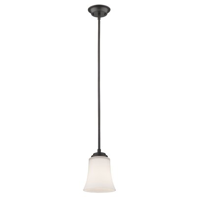 Whelan 1-Light Mini Pendant Finish: Bronze