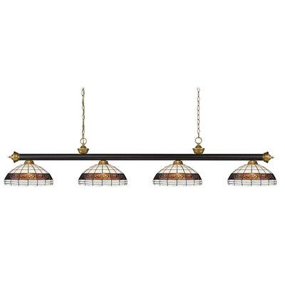 Billington 4-Light Pool Table Light