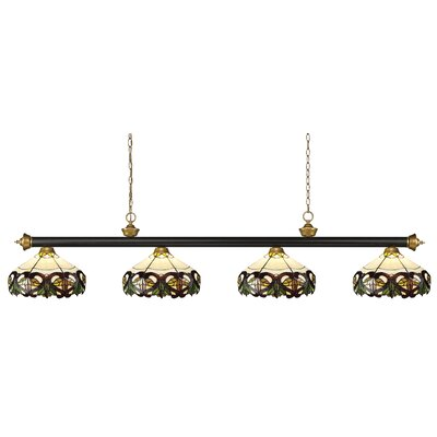 Billington 4-Light Pool Table Light