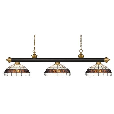 Billington 3-Light Pool Table Light