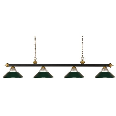 Chapple 4-Light Pool Table Light