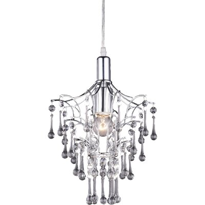 Petite Chandeliers 1-Light Mini Pendant