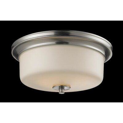 Hillsboro 3-Light Flush Mount